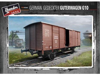 German G10 Guterwagen 1:35