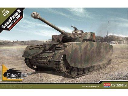 Panzer IV Ausf.H Mid version 1:35