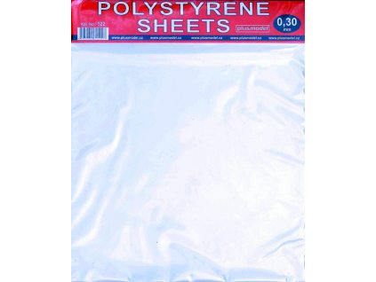 Plastikové doštičky 0,30mm