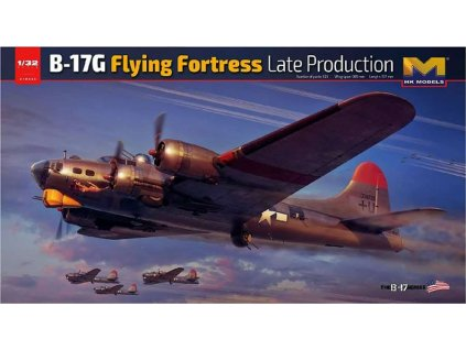 B-17 Flying Fortress G - New Edition 1:32