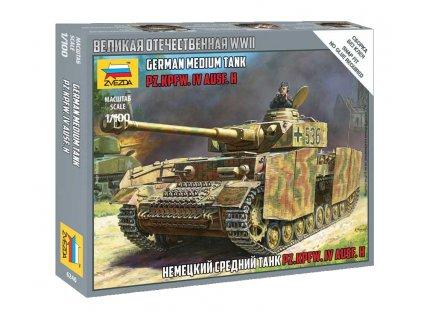Panzer IV Ausf.H 1:100