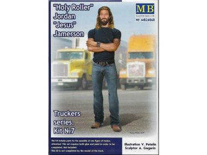 "Holy Roller Jordan ""Jesus"" Jamerson 1:24"