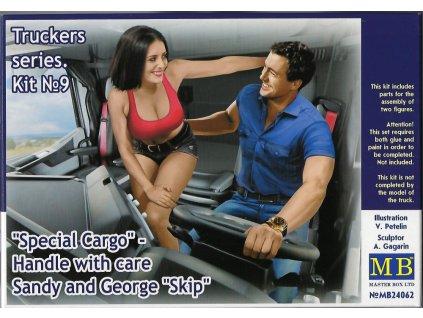 "Special cargo-Sandy & George ""Skip"" 1:24"