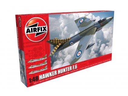 Hawker Hunter F6 1:48