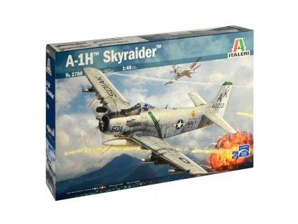Model Kit letadlo 2788 A 1H Skyraider 1 48 a99356877 10374
