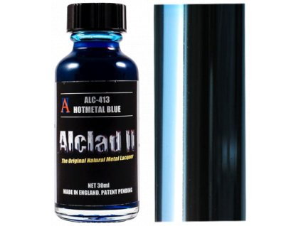 Hot Metal Blue ALC413
