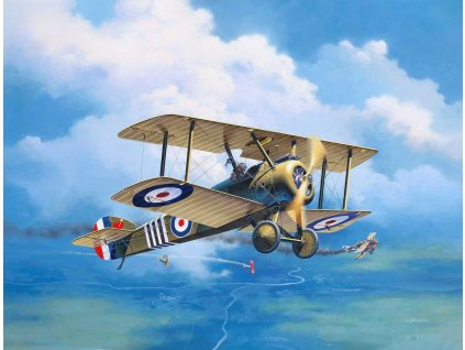 ModelSet letadlo 63906 British Legends Sopwith Camel 1 48 a100527935 10374