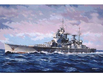 ModelSet lod 65161 HMS King George V 1 1200 a100528338 10374