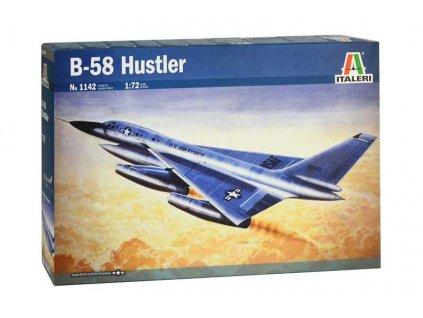 Model Kit letadlo 1142 B 58 Hustler 1 72 a99356924 10374