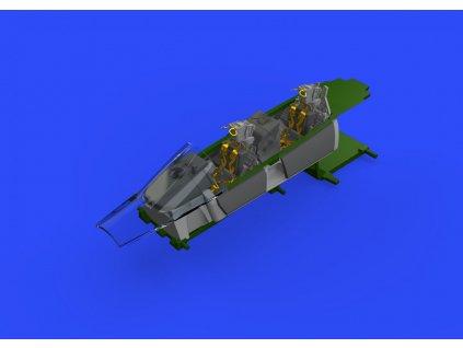 Kokpit pre F-14A (Tamiya) 1:48