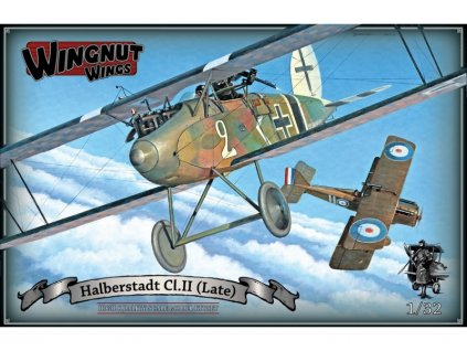 wingnut wings 132 halberstadt clii late version 3206230915