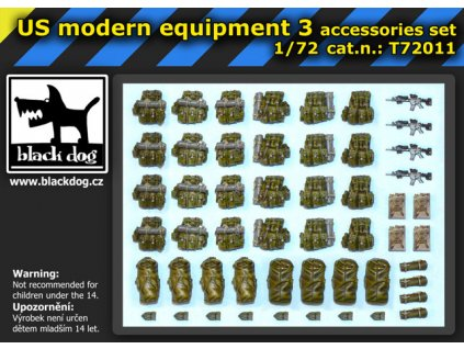US equipment Vietnam 1:72