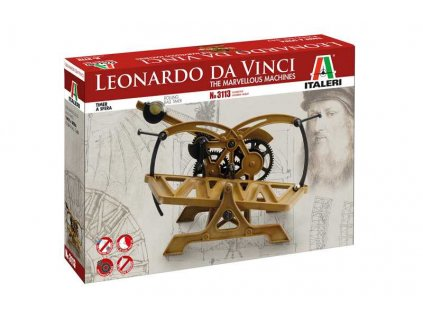 Leonardo Da Vinci 3113 Rolling ball timer a94631079 10374