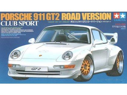 Porsche 911 GT2 Club Sport 1:24