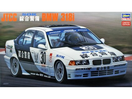 BMW 318i JTCC SOK 1:24