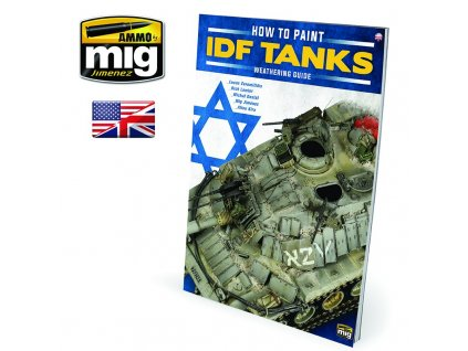 twms how to paint idf tanks weathering guide english