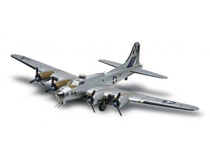 Plastic ModelKit MONOGRAM letadlo 5600 B17 G Flying Fortress 1 48 a99951485 10374