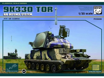 9K330 Tor Air Defence System 1:35