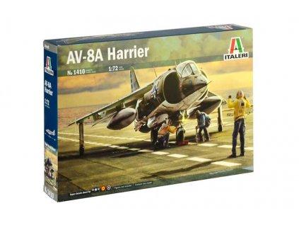 Model Kit letadlo 1410 AV 8A HARRIER 1 72 a88792359 10374