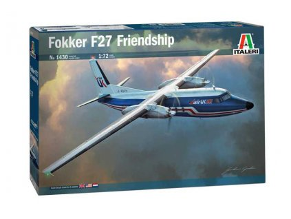 Model Kit letadlo 1430 Fokker F 27 Friendship 1 72 a100677557 10374