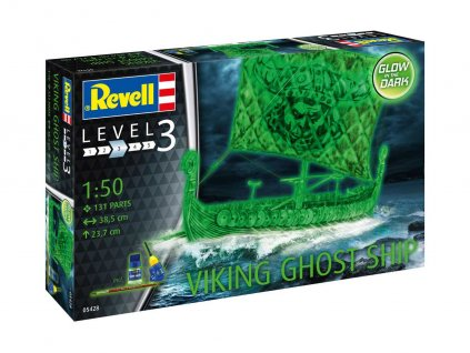 Plastic ModelKit lod 05428 Viking Ghost Ship 1 50 a99290332 10374