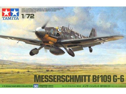Bf 109G-6 1:72