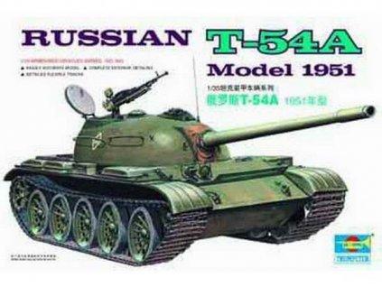 Russian T-54A 1:35