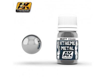 477 xtreme metal chrome