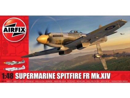 Classic Kit letadlo A05135 Supermarine Spitfire FR Mk XIV 1 48 a99096785 10374