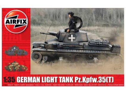 Classic Kit tank A1362 German Light Tank Pz Kpfw 35 t 1 35 a99098713 10374