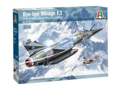 Model Kit letadlo 2790 Bye bye MIRAGE F1 1 48 a100677587 10374