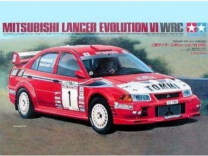 Lancer Evolution VI WRC 1:24