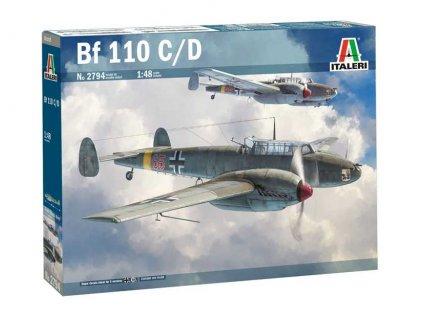 Model Kit letadlo 2794 BF 110 C D 1 48 a100677623 10374