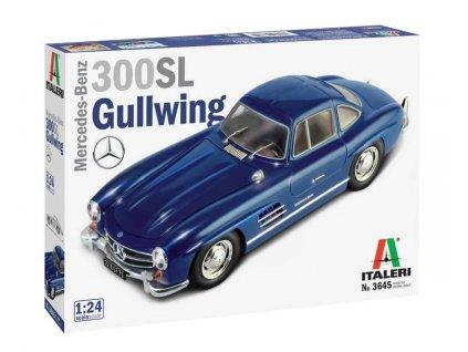 Model Kit auto 3645 Mercedes Benz 300 SL Gullwing 1 24 a100677943 10374