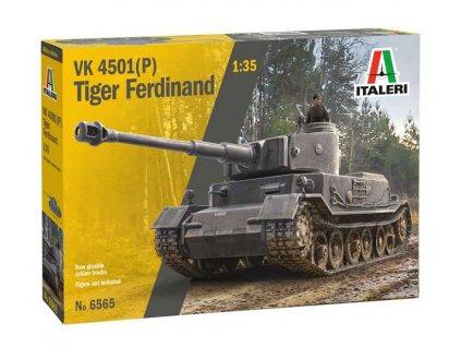 Model Kit tank 6565 VK 4501 P Tiger Ferdinand 1 35 a100677741 10374