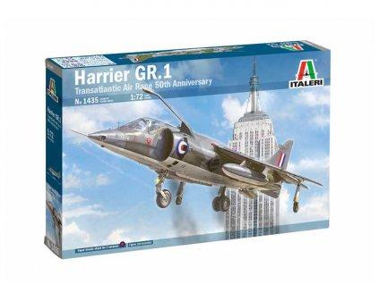 Model Kit letadlo 1435 HARRIER GR 1 Transatlantic Air Race 50th Ann 1 72 a103408138 10374
