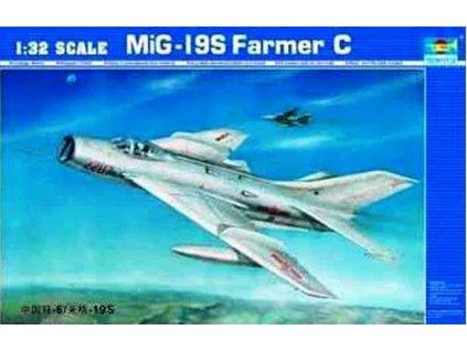 Mig-19 S Farmer C 1:32