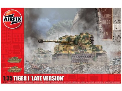 Classic Kit tank A1364 Tiger 1 Late Version 1 35 a99098891 10374