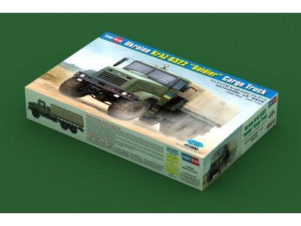 hobby boss 1 35 ukraine kraz 6322 soldier cargo truck 85512 246708 p