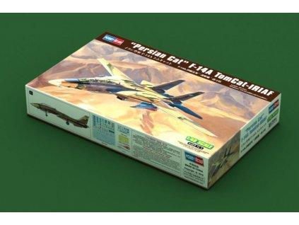 """""""Persian Cat"""" F-14A TomCat-IRIAF 1:48"""
