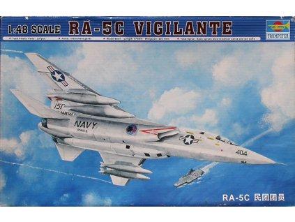North American RA-5C Vigilante 1:48