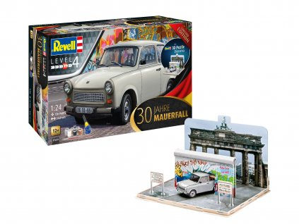 "30th Anniversary ""Fall of the Berlin Wall"" 1:24"