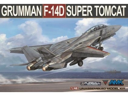 Grumman F-14D Super Tomcat 1:48