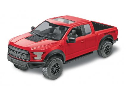 Snap Kit MONOGRAM auto 1985 2017 Ford F 150 Raptor 1 25 a99951634 10374