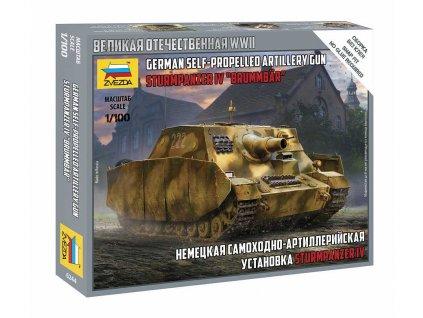 Snap Kit military 6244 Sturmpanzer IV Brummbar 1 100 a98929376 10374