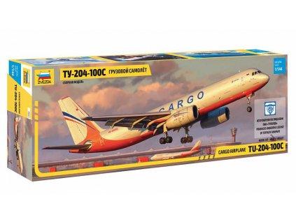 Model Kit letadlo 7031 Tupolev TU 204 100 Cargo 1 144 a98929633 10374