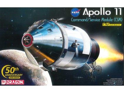 Model Kit Apollo 11007 APOLLO 11 CSM 1 48 a64295421 10374