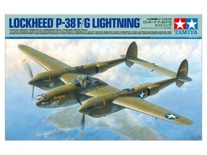 P-38 F/G Lightning 1:48