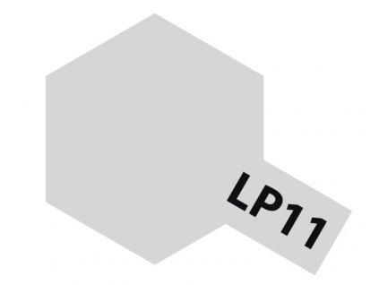 LP-11 Silver / strieborná lesklá