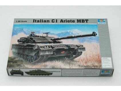 Italian C1 Ariete MBT 1:35